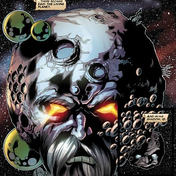 Ego The Living Planet Has A Costume In Guardians Of The Galaxy Vol. 2 And This Is What It Looks Like