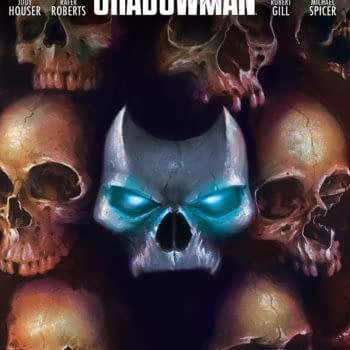 We See Some Changes To Shadowman In The 4001 A.D. One-Shot