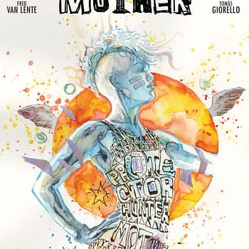 Our First Look Inside Of 4001 AD: War Mother