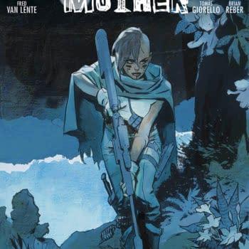 Valiant's Top Secret War Mother Hits Shelves This Week
