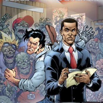 Free On Bleeding Cool – Army Of Darkness: Ash Saves Obama #1