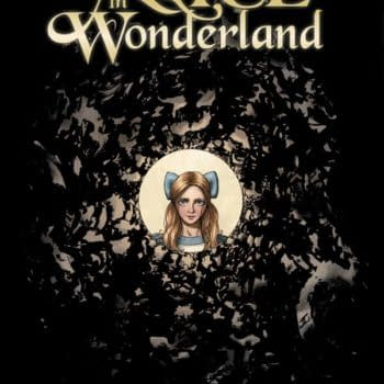 Free On Bleeding Cool – The Complete Alice #1 By Carroll, Moore, Reppion And Awano