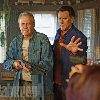 Lee Majors And Ted Raimi Join Ash Vs The Evil Dead And Bad Things Coming For Pablo