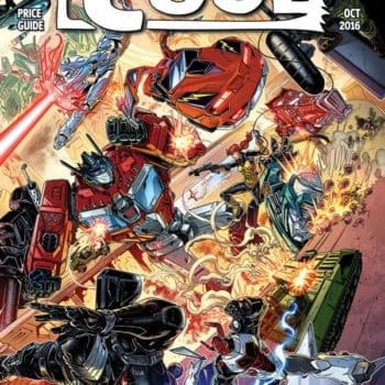 Hasbroverse Crossover On Bleeding Cool #25 Cover In October 2016