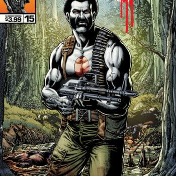 Darick Roberston's Homage To The Nam In This Week's Valiant Previews