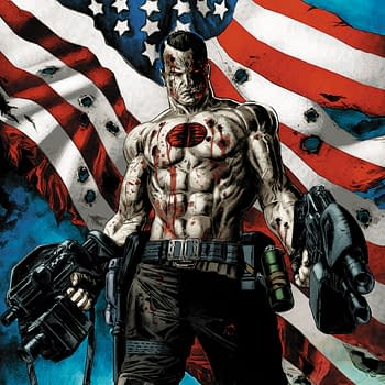 Bloodshot Heads To The Big Apple In New Miniseries By Lemire And Braithwaite