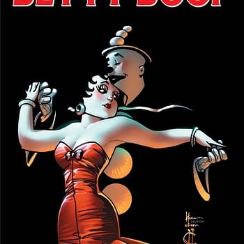 Roger Langridge And Gisèle Lagace Revive Betty Boop With Dynamite At San Diego