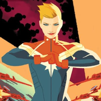 Margaret Stohl And Sana Amanat On Captain Marvel's Need To Care For Others