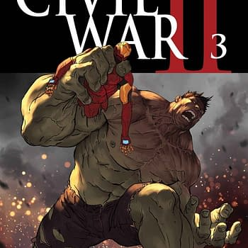 Bleeding Cool Bestseller List &#8211 17th July 2016 &#8211 Rebirth Takes On Civil War II