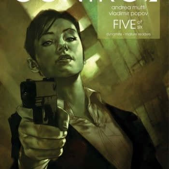 Exclusive First Look At Dynamite's Crime Titles For October 2016