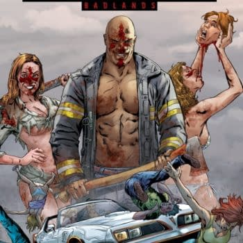 Avatar Press In October 2016 With Alan Moore, Kevin O'Neill, Max Brooks, Kieron Gillen, Garth Ennis And Christos Gage