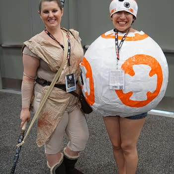 122 Sadness-Tinged Cosplay Shots On The Final Day Of San Diego Comic-Con
