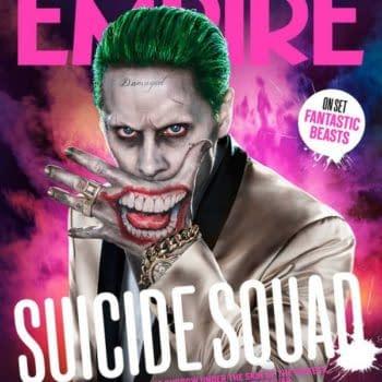 The Joker Smolders His Way Onto The Next Empire Cover