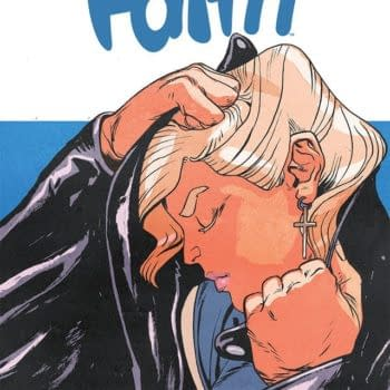 Ronald Wimberly Covers Faith For CBLDF