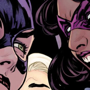 A Tougher Barbara Gordon: A Few More Thoughts On Batgirl And The Birds Of Prey #1