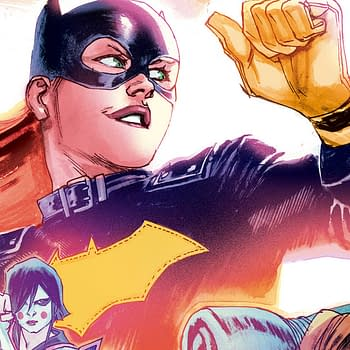 Burnside Is The Past Thoughts On Batgirl Rebirth #1