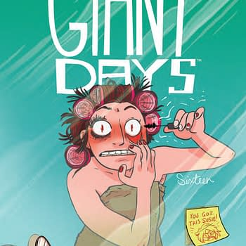 Money Love Friendship &amp More: Giant Days #16 Review