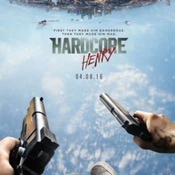 Hardcore Henry – A Frantic First Person Shooter Movie