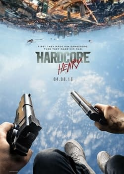 Hardcore Henry &#8211 A Frantic First Person Shooter Movie