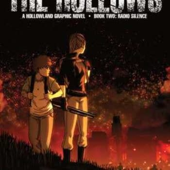 Free On Bleeding Cool – The Hollows #2 By Amanda Hocking, Tony Lee And Steven Uy