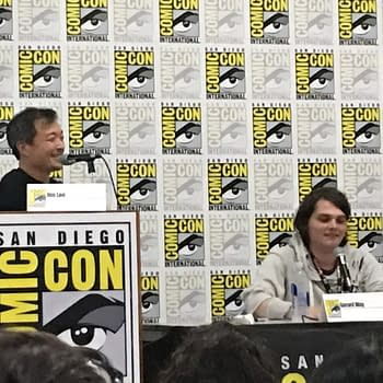 DC's Young Animal Panel In Beautiful Pictures, As Seen At San Diego Comic-Con