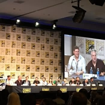 Comic Con HQ Fights For Your Streaming Dollars At San Diego Comic-Con
