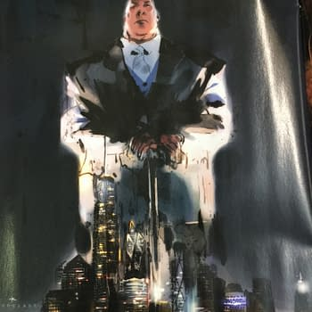 Scoop: Matthew Rosenberg And Ben Torres Launch A New Kingpin Ongoing Series For Marvel NOW!  (ART UPDATE)