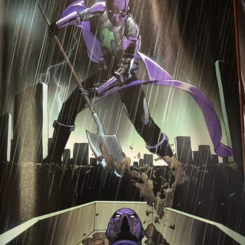 Scoop: Prowler Series By Sean Ryan And Jamal Campbell For Marvel NOW! (ART UPDATE)