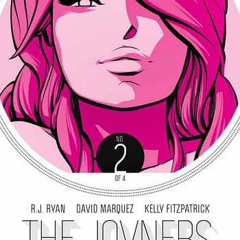 Divorce Is Tricky: The Joyners #2 Out Today
