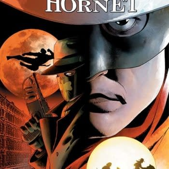 Exclusive Extended Previews Of The Lone Ranger / Green Hornet, Control And Vampirella