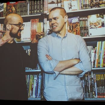 Im Just Trying To Be A Better Person Man &#8211 The Jamie McKelvie Spotlight With Kieron Gillen At San Diego Comic-Con