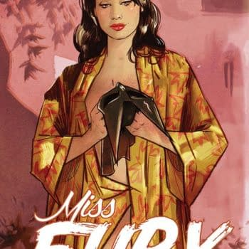 Exclusive Extended Preview For Miss Fury And Grumpy Cat