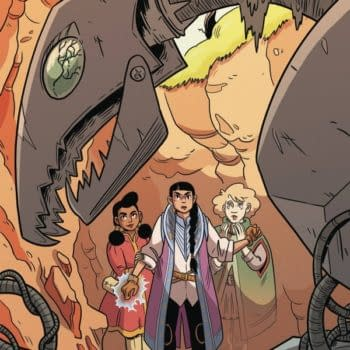A Magical Lumberjanes? The Castoffs By Brian Smith, MK Reed And Molly Ostertag From Lion Forge