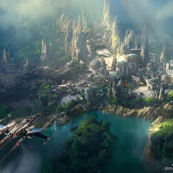 Disney Shows Guests What Star Wars Themed Land Will Look Like