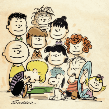 """""""Time…Time Passes By Mercilessly"""" Peanuts Friends Forever 2016 Special Review"""