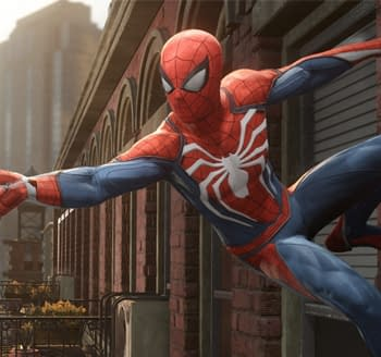 Insomniac Games Bring Their Spider-Man PS4 Game To D23