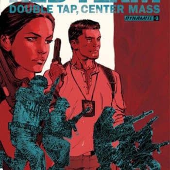 Garth Ennis Says Red Team: Double Tap, Center Mass Is A More Intimate Story
