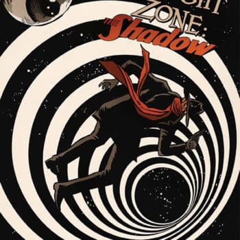 """""""They Were People Who Behaved As Monsters."""" – David Avallone On Twilight Zone / The Shadow #4"""