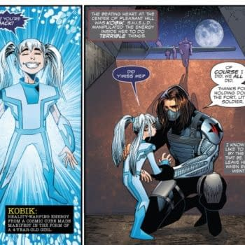 Marvel Comics Push Thunderbolts #3 – Is It Down To Captain America And Kobik?