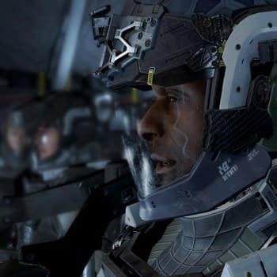 Call Of Duty: Infinite Warfare Panel Goes Deep Into The Story Kit Harrington And Funny Robots