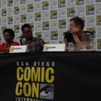 Including Diverse Characters Creates A New Visual Language For Comics – At San Diego Comic-Con