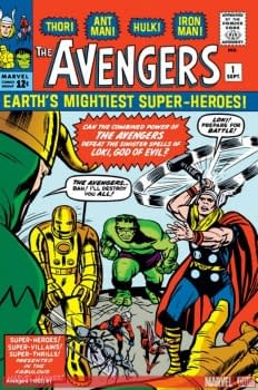 Scoop: Avengers #1.1 By Mark Waid And Barry Kitson Goes Back To Marvel's Past (ART UPDATE)