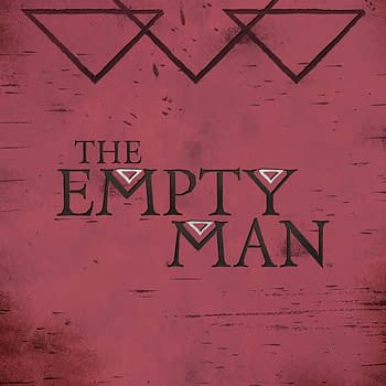 The Script Is Extremely Creepy Cullen Bunn Talks The Empty Man On The Big Screen
