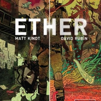 Ether, A New Comic By Matt Kindt And David Rubín From Dark Horse