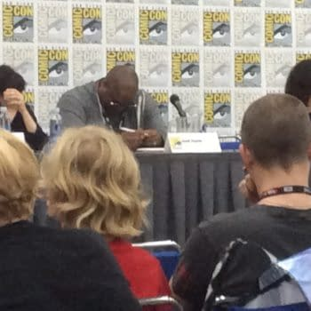 Appealing To The Built In Fan Base: Bringing Primetime to Comic Shops At SDCC