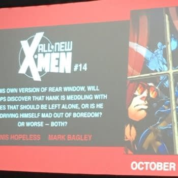 """Marvel's Death Of X Panel At San Diego Comic Con – """"Don't Listen To Bleeding Cool"""""""