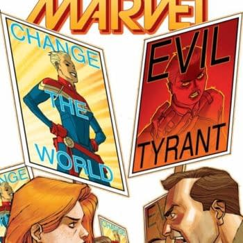 So… Does Captain Marvel Win Civil War II? Margaret Stohl And Ramon Rosanas Relaunch Series