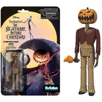 """""""This Is Halloween!"""" Funko Announces Upcoming Nightmare Before Christmas ReAction Figures"""
