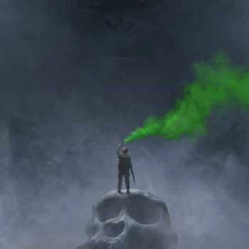 Get A Decent Look At The King In This Kong: Skull Island Poster