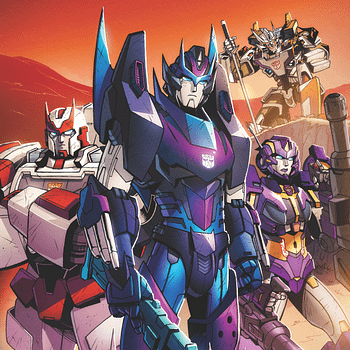 Transformers, GI Joe, Action Man, Rom, Micronauts, MASK – Charting The Hasbroverse At San Diego Comic-Con With IDW